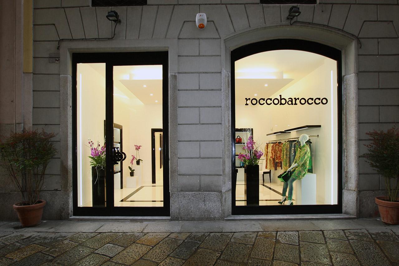 Roccobarocco Shop (Milano) 01