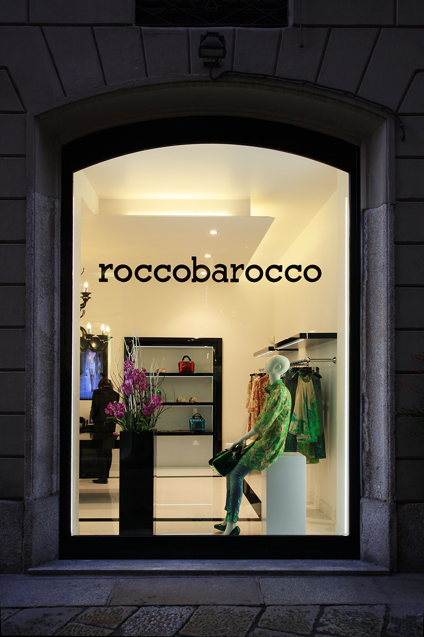 Roccobarocco Shop (Milano) 02