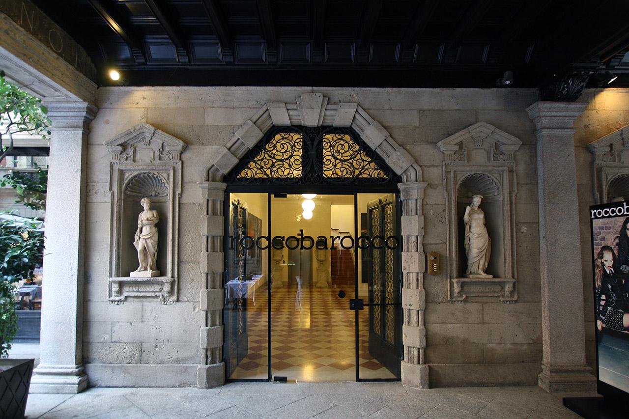 Roccobarocco Showroom (Milano) 01