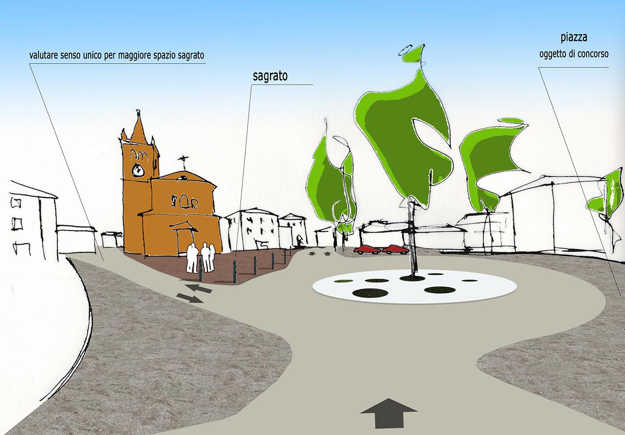 Riqualificazione centro storico Felino 03